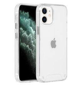 Accezz Accezz Xtreme Impact Transparant Backcover iPhone 12 Mini