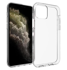 Accezz Accezz Clear Backcover iPhone 12 Pro Max