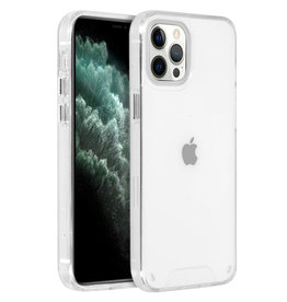 Accezz Accezz Xtreme Transparant Backcover iPhone 12 Pro Max