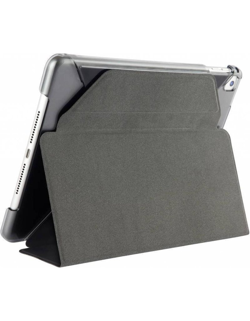 STM Goods STM Tablet Case iPad 2017 / 2018 / Air (2) / Pro 9.7'' Studio Smoke Black