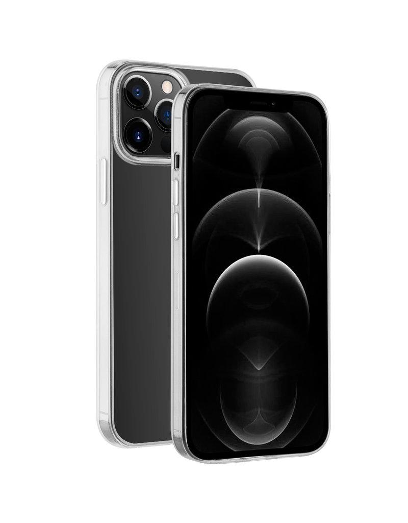 BeHello BeHello Transparant Thingel Case iPhone 12 / 12 Pro