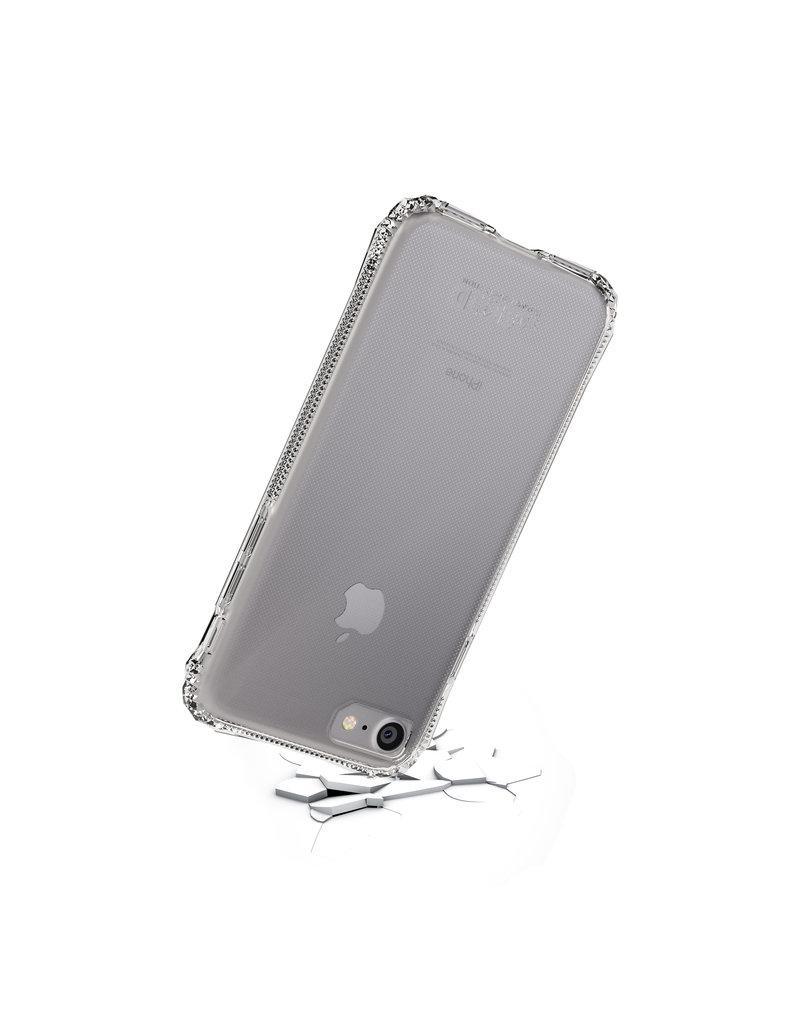 SoSkild SoSkild Absorb Back Case Transparant voor iPhone SE (2020) 8 7