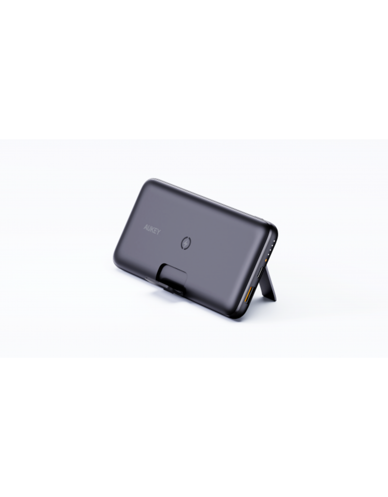 Aukey Aukey Wireless Charging Power Bank 10.000mAh with PD & QC