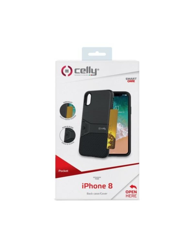 Celly Celly Pocket for iPhone X/ Xs