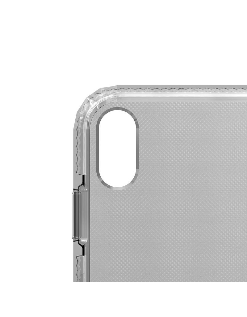 SoSkild SoSkild Defend Heavy Impact Case Transparant voor iPhone Xr