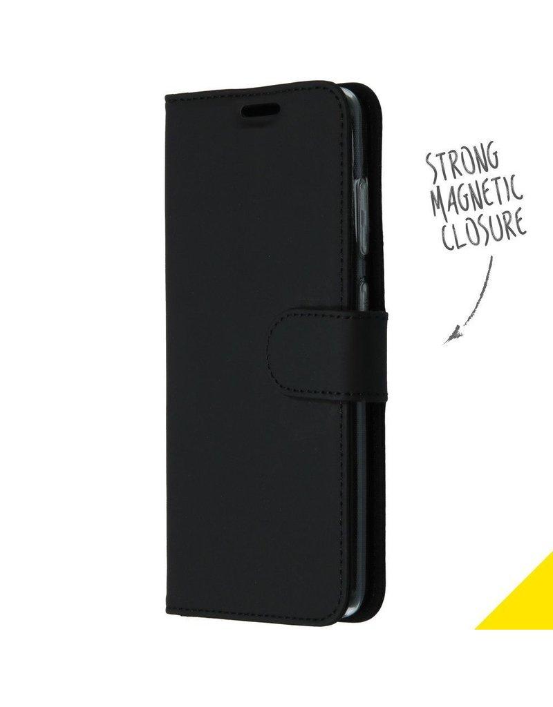 Accezz Accezz Wallet Softcase Booktype Zwart Samsung Galaxy S20