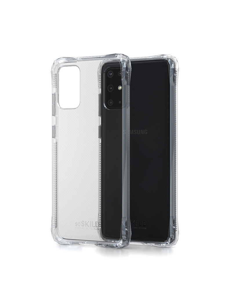 SoSkild SoSkild Samsung Galaxy S20 Plus Absorb 2.0 Impact Case Transparant