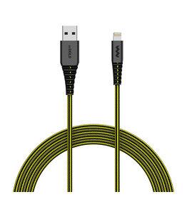 SoSkild SoSkild iPhone USB-A - Lightning Oplaadkabel 1.5m