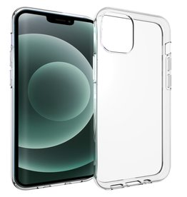 Accezz Accezz Clear Backcover Transparant iPhone 13 Pro