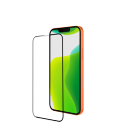 BeHello BeHello iPhone 13 Mini High Impact Glass Screenprotector