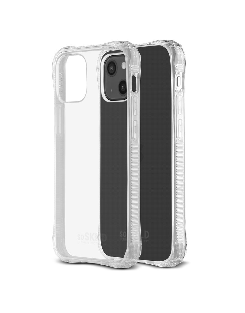 SoSkild SoSkild Absorb 2.0 Impact Case Transparant iPhone 13
