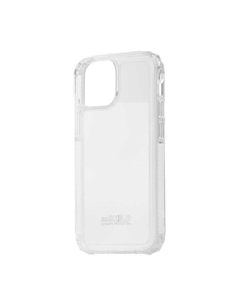 SoSkild SoSkild Defend 2.0 Heavy Impact Case Transparant iPhone 13 Mini