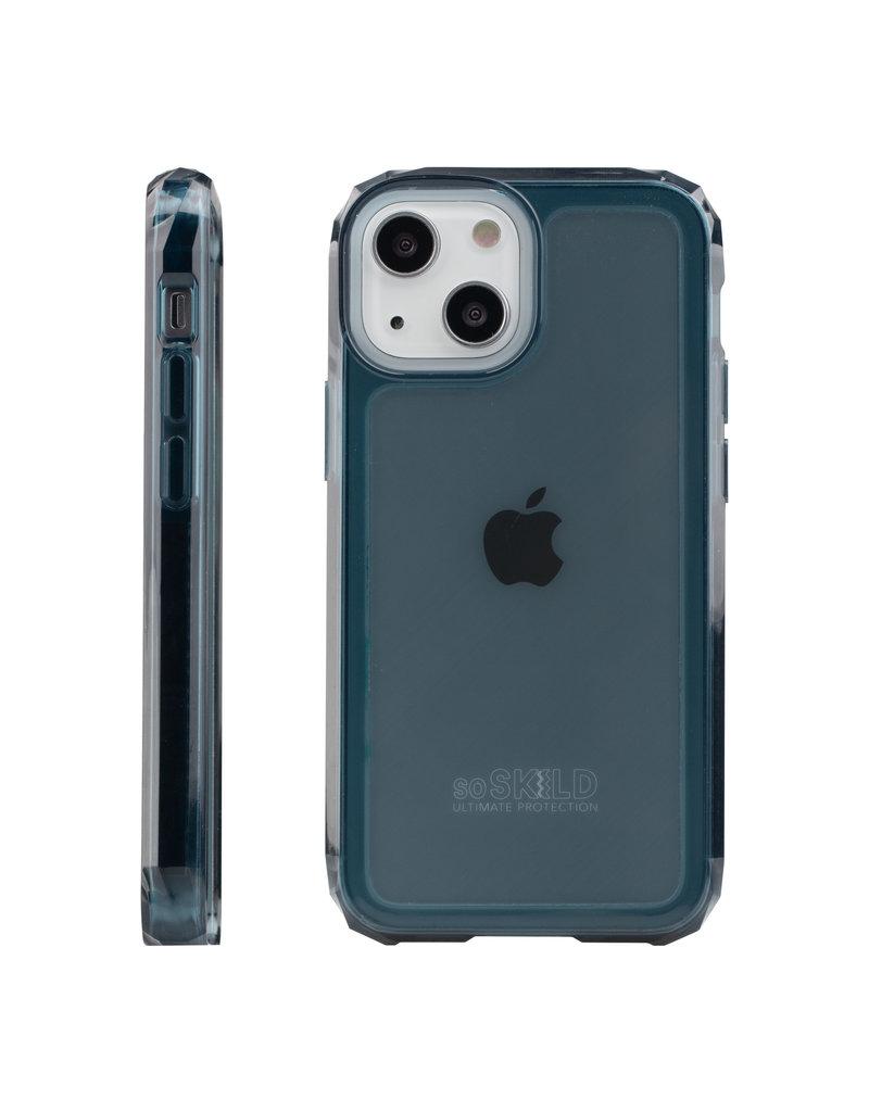 SoSkild SoSkild Defend 2.0 Heavy Impact Case Smokey Grey iPhone 13