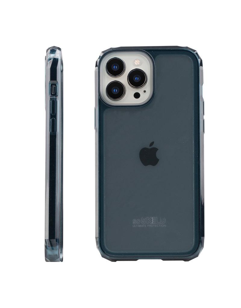 SoSkild SoSkild Defend 2.0 Heavy Impact Case Smokey Grey iPhone 13 Pro Max