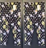 MAGNA LEGGING BLACK ORCHIDEE MATEN 44 TOT 58