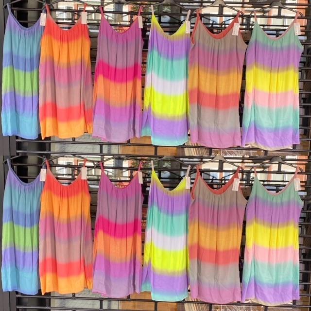 TOPS RAINBOW MATEN 44 TOT 54