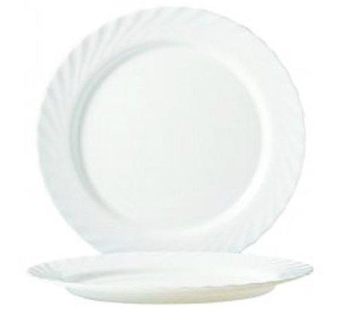 Luminarc Trianon Dessertbord Wit D19cm (6er Set)