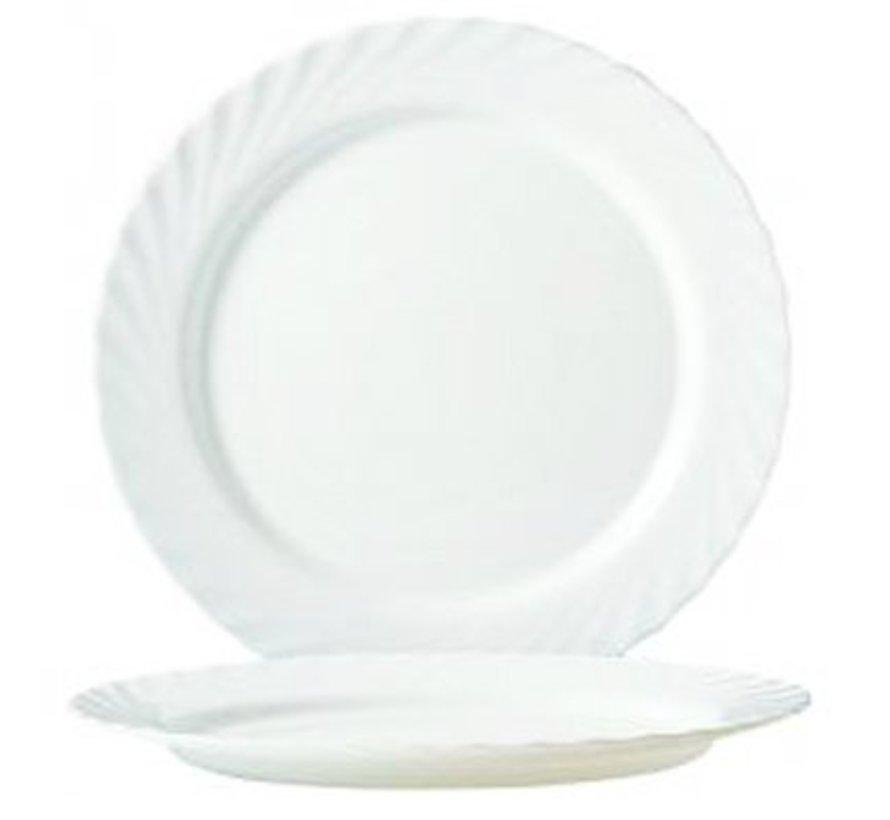 Trianon Dessertbord Wit D19cm (6er Set)