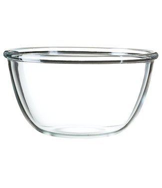 Luminarc Cocoon - Salad bowl - Transparent - 24 cm - Glass.