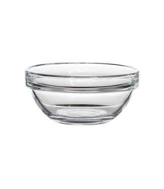 Luminarc Empilable - Schaal - Transparant - 7,5cm - Glas - (set van 6).