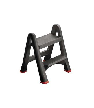 Curver Collapsible - Step - Anthracite - 48.6x17.2x63cm