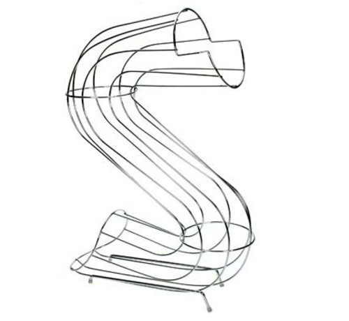 Cosy & Trendy Sinaasappel-houder Vorm S 12x35xh41cm Wire