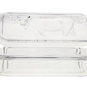 Luminarc Boterpot Koe Glas (set van 6)