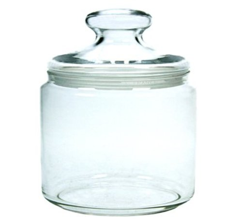 Luminarc Pot Club Voorraadpot Met Deksel 0,5l (set van 6)
