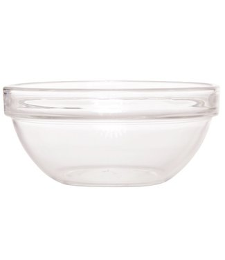 Luminarc Empilable - Salatschüssel - Transparent - 26cm - Glas - (3er Set).