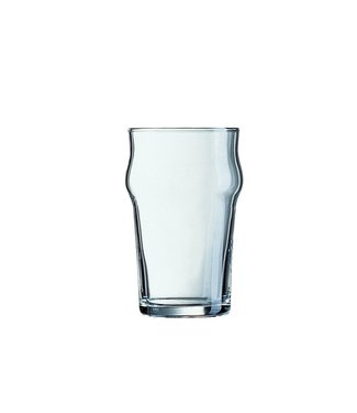 Arcoroc Nonic - Beer Glasses - 28cl - (Set of 12)