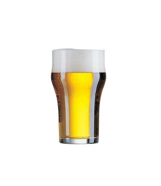 Arcoroc Nonic Beer Glass 34cl (set of 48)