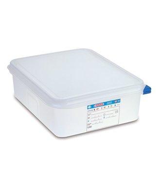 Araven Storage Box Herm. Gn1-2 6.5l H10cm Poly