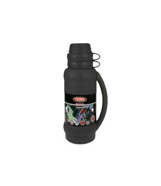 Thermos Premier Isolierflasche 1.8l Schwarz