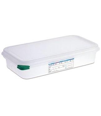 Araven Guardando contenedor herm. Gn1 / 3 Polipropileno Gn1-3