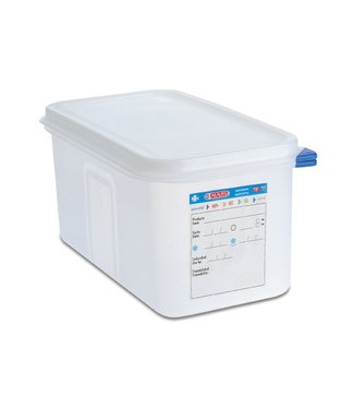 Araven Airtight Container Gn1-3 H15cm 6l (set of 6)
