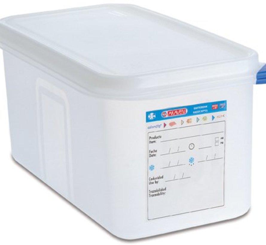 Vershouddoos Gn1-3 6l H15cmpolypropyleen (set van 6)