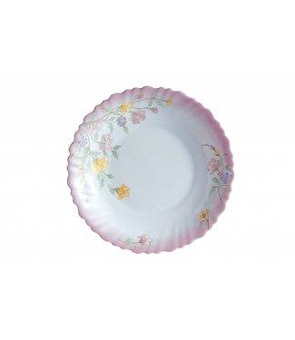 Luminarc Elise Servies - Borden - 25cm - Glas - (Set van 6)