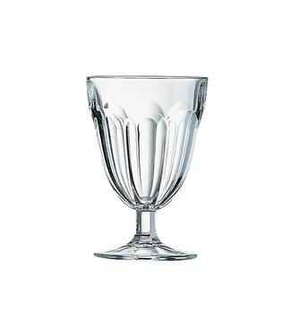 Luminarc Roman - Wine glass - Transparent - 21cl -Glass - (set of 6).