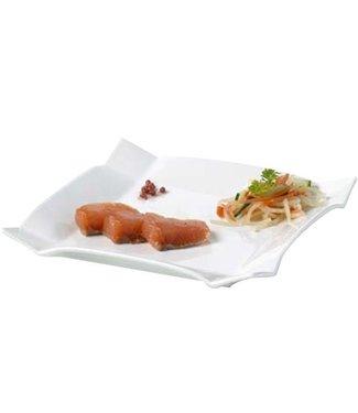 Cosy & Trendy Corner - Dinner plate - 20x20cm - Porcelain - (Set of 6)