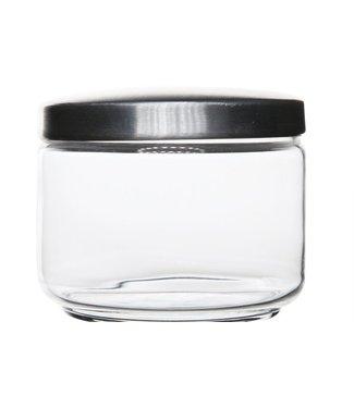 Luminarc Pot Mania Voorraadpot Met Deksel 0,50l Metal (set van 6)