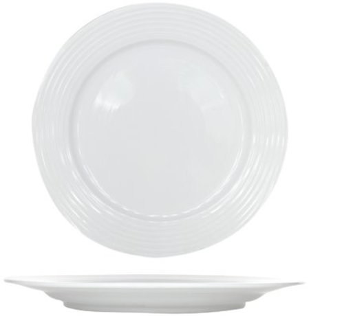 Cosy & Trendy Linea White Dessertteller D20.5cm (6er Set)