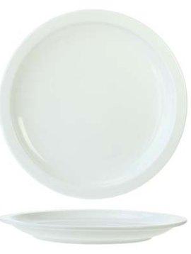 Cosy & Trendy Everyday White Plat Bord 27cm (set van 6)