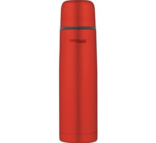 Thermos Everyday Ss Fles 1 L - Rood
