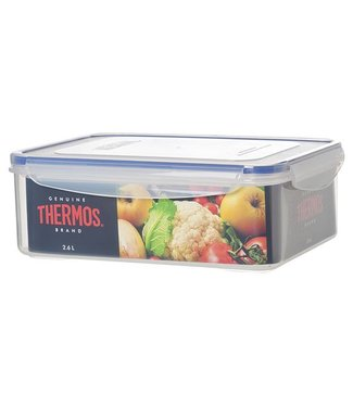 Thermos Airtight Container Rectangle 2600 Ml25x18xh8.5