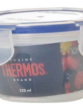 Thermos Airtight Container Rund 220 Ml10.5x10.5xh6.5cm (12er Set)