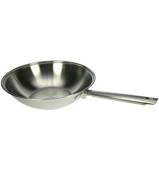 Cosy & Trendy Thymo Wokpan Without Coating D30xh11cmalu Body 0.6 - B Ase 5.7mm - All Hobs