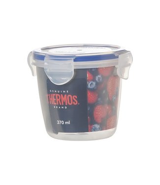 Thermos Airtight Container Round 370 Mld10.5xh9.5cm (set of 12)