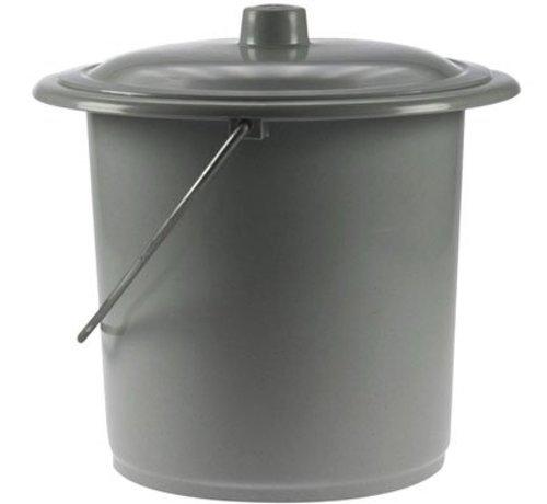 Cosy & Trendy Toiletemmer 12,5l D24cm H30cmh30cm-dia24cm