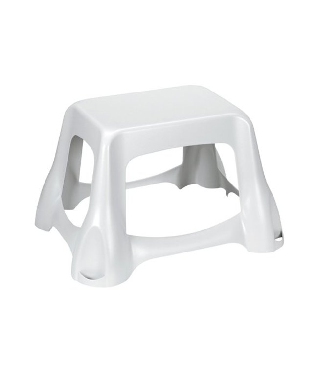 Peachy Curver High White Step Ocoug Best Dining Table And Chair Ideas Images Ocougorg