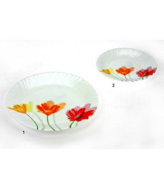 Luminarc Flowerly Dessertbord